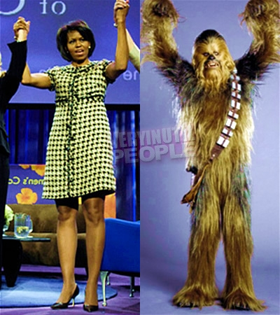 Chewbacca Obama